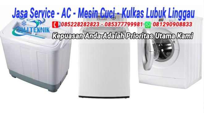 Jasa service mesin cuci muara beliti