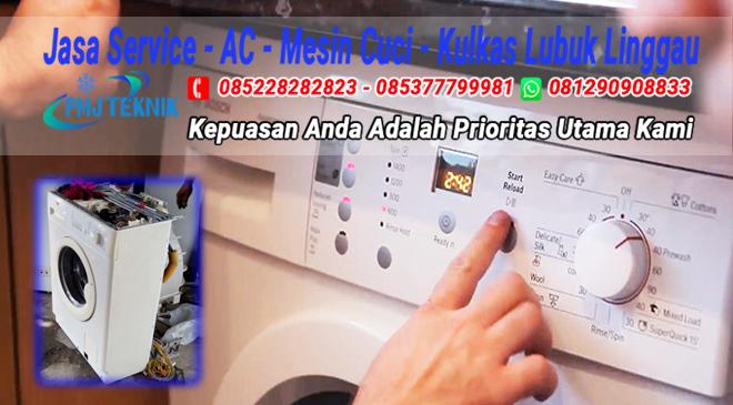 Jasa service mesin cuci muara lakitan