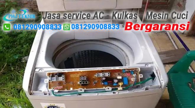 jasa service mesin cuci alam sutera