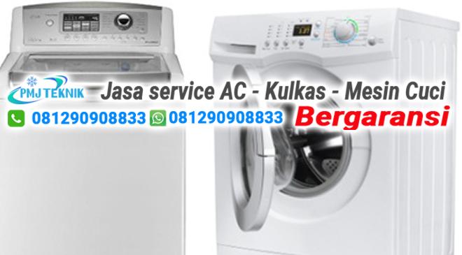 service mesin cuci cinere